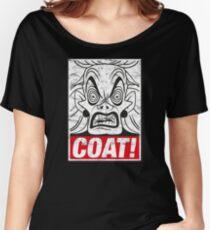 COAT! Cruella De Vil Women's Relaxed Fit T-Shirt