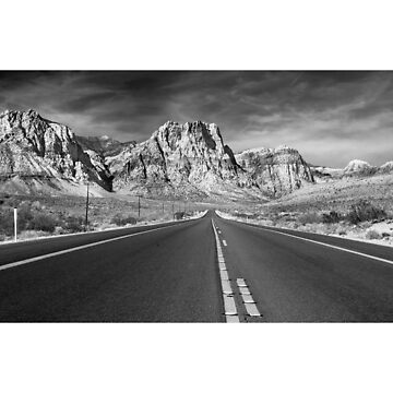 Road to Red Rock by onnycarr