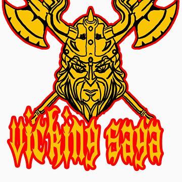 Viking Saga by devondad