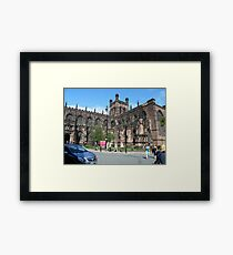 Historic Building Framed Print