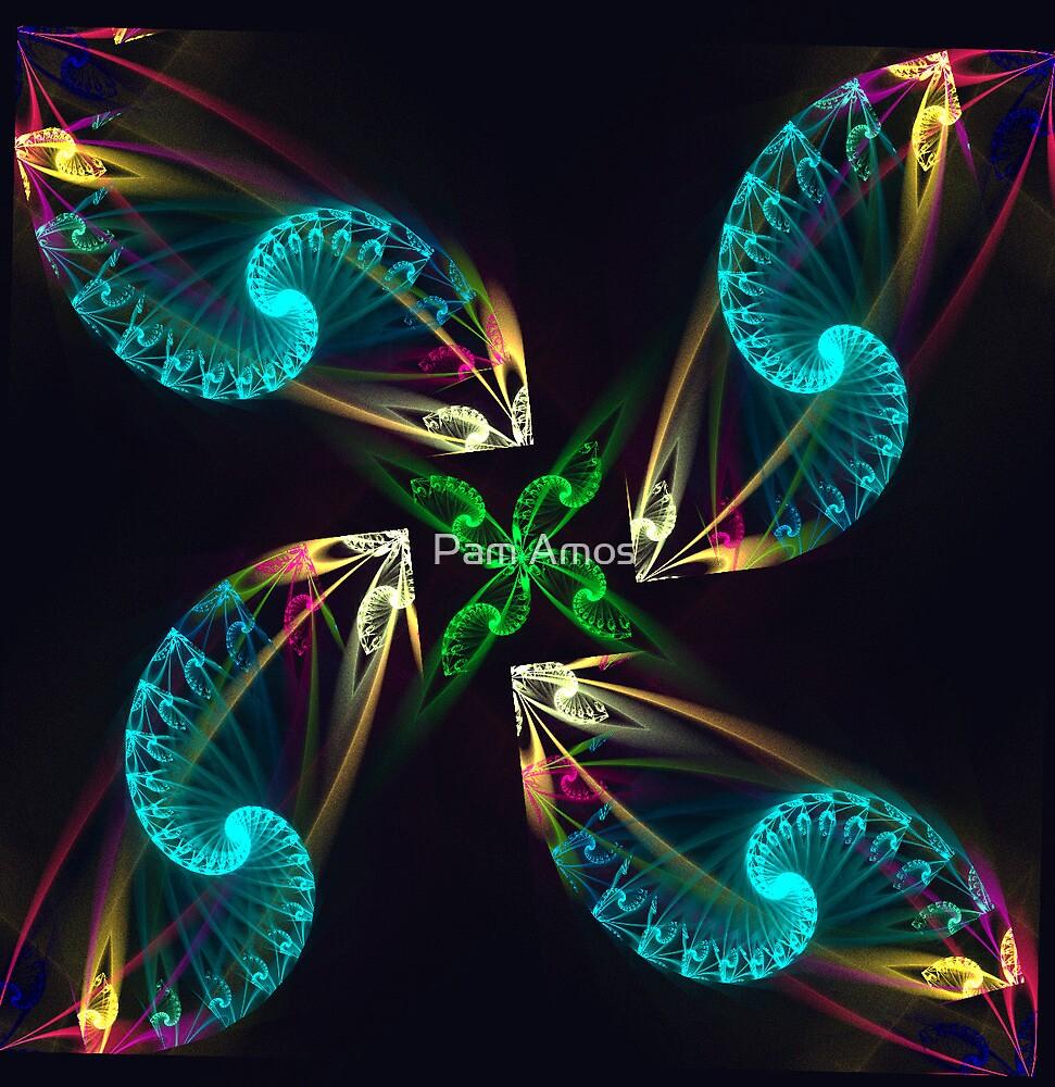 Spiral Twist by Pam Amos