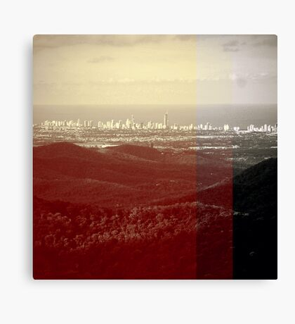 The Great Estate Canvas Print
