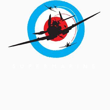 Supermarine Spitfire Design 001 by strat1963