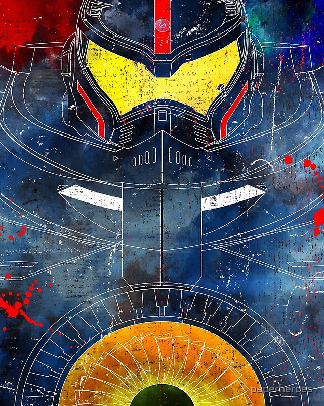 """Pacific Rim: Gipsy Danger Art Print"" Posters by ... Pacific Rim Gipsy Danger Poster"