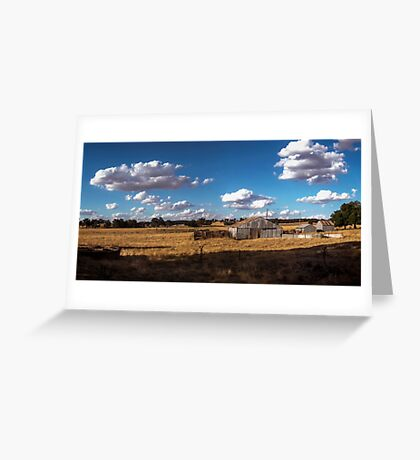 Long Dry Summer Greeting Card