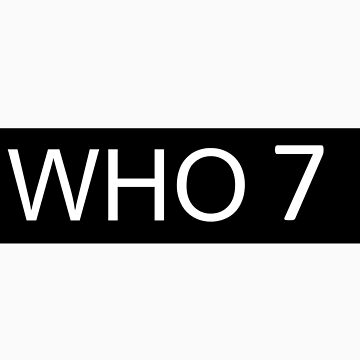 Who 7 by monken8