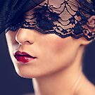 Beauty in Lace by Dave Reid