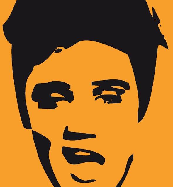 Elvis T-Shirt von parko
