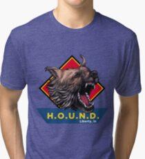 H.O.U.N.D Liberty, In shirt Tri-blend T-Shirt
