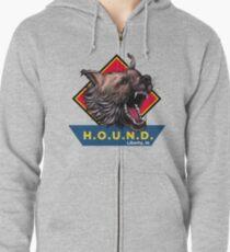 H.O.U.N.D Liberty, In shirt Zipped Hoodie