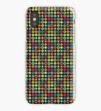 Poke-A-Dots - Black [iPhone case] iPhone Case