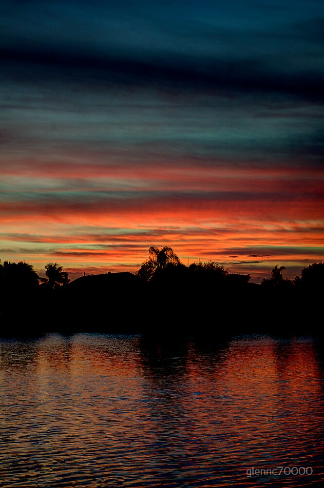 South Florida Sunset by glennc70000