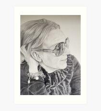 Micheline Art Print