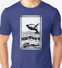 Having a Whale of a Time Unisex T-Shirt
