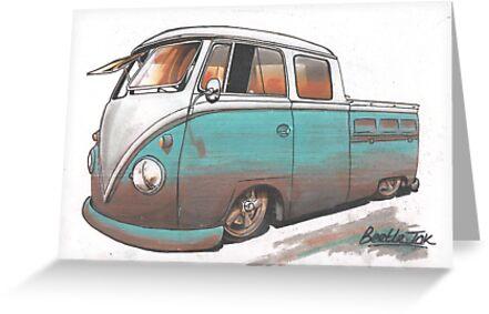 Muddy bus by Beetle-Ink  Poulton