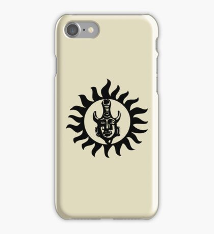 Supernatural Charms iPhone Case/Skin
