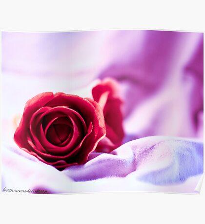 Untitled Gumpaste Roses Poster