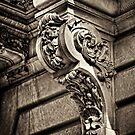 Poland Consulate Facade Detail by BlackRussian