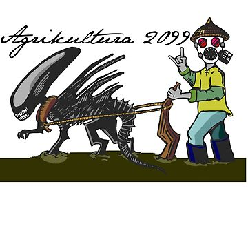 Agrikultura 2099 by vandomegelio