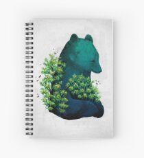Nature's Embrace Spiral Notebook