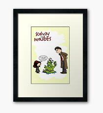 Scalvin and Maulbes Framed Print