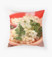 Cereal Throw Pillow
