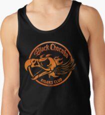 Black Chocobo Riders Club Tank Top