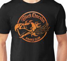 Black Chocobo Riders Club Unisex T-Shirt