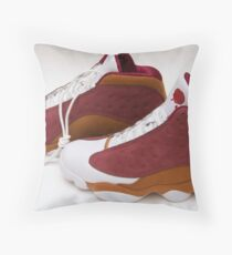 Jordan Retro 13 Premio Bin 23 Throw Pillow