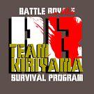 Team Kiriyama (Battle Royale) by Anthony Pipitone