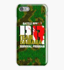 Team Kawada (Battle Royale) iPhone Case/Skin