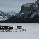 Ice Lake House by dsimon