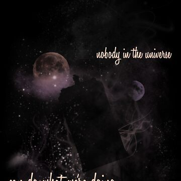 Nobody In The Universe by EternallyAnna