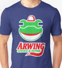 ARWING SERVICE & REPAIR Unisex T-Shirt