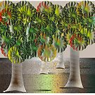 Flowering Trees by IrisGelbart