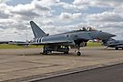 Eurofighter Typhoon FGR.4 - ZK308/TP-V by Andrew Harker