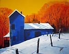 The Early Snow by Jim Phillips