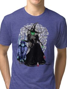 Elphaba The Wicked.  Tri-blend T-Shirt