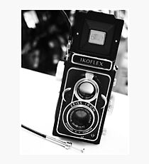 Zeiss Ikon Photographic Print