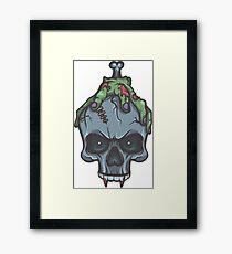 halloween mashup Framed Print