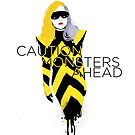 Caution Gaga by adamwham