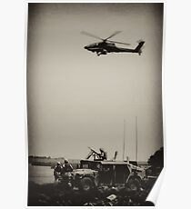A Day In Iraq Poster