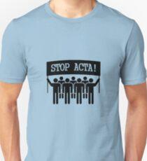 Stop Acta! T-Shirt