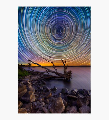 Wormhole Photographic Print
