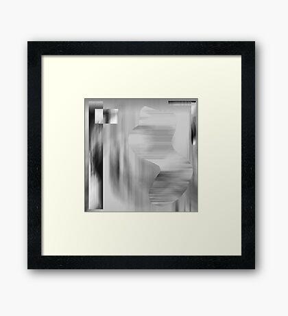 2601:1833 Framed Print