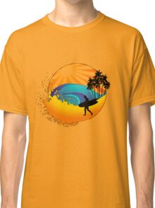 Summers surf Classic T-Shirt