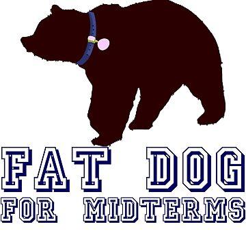 Fat Dog para Midterms de politedemon