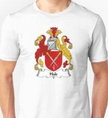 Hale Coat of Arms / Hale Family Crest T-Shirt