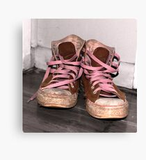 converse my old friends Canvas Print