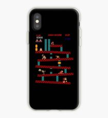 Donkey Kong through the ages iPhone Case